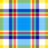 Randomly generated tartan